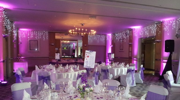 Uplighting A Venue Joe Smith Entertainments