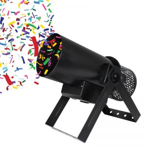 Confetti Cannon Joe Smith Entertainments