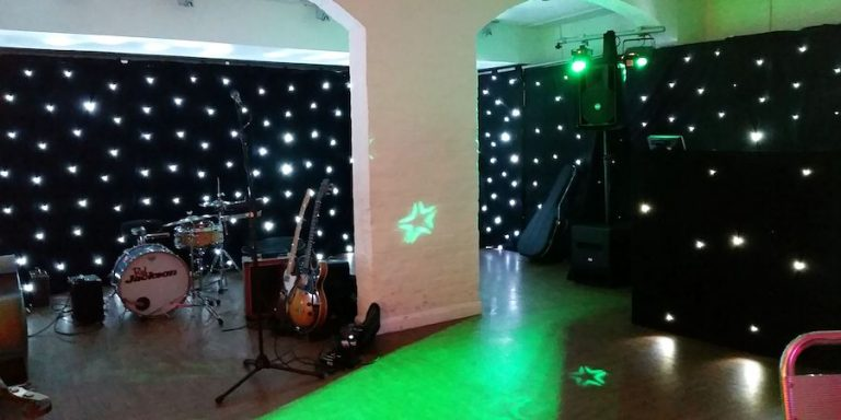 Star Cloth 4 Joe Smith Entertainments